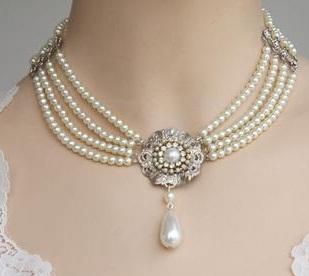 floral-pearl-choker10