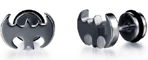 flying-bat-earrings-for-men