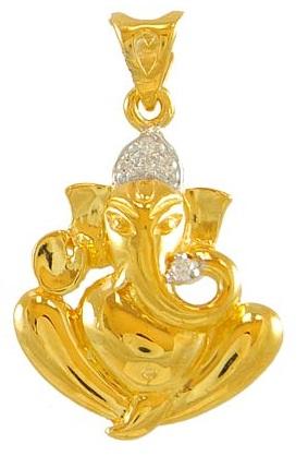 ganesha-gold-pendant