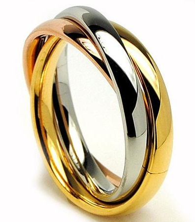 gold-silver-ring