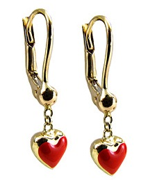 gold-red-hearts-lever-back-earrings10