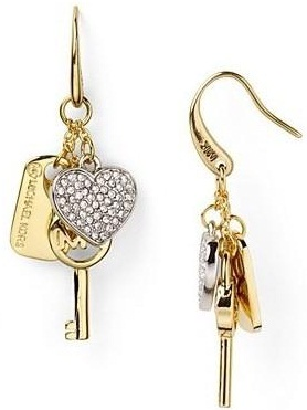 gold-silver-heart-key-earrings14
