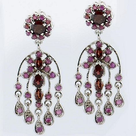 hamsa-silver-earrings