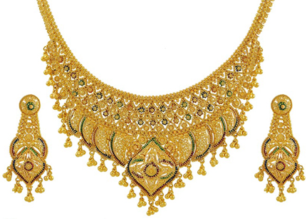 indian-traditional-bridal-gold-necklace1