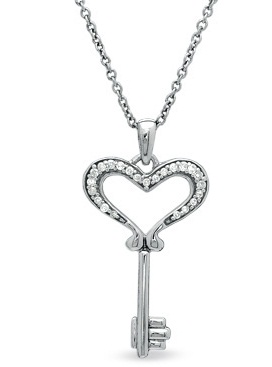 key-heart-pendant