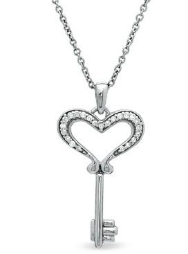 key-heart-pendant
