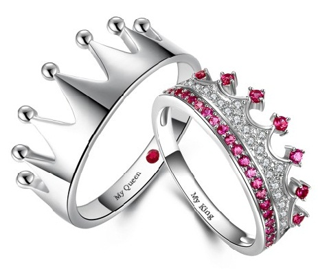king-and-queen-silver-ring