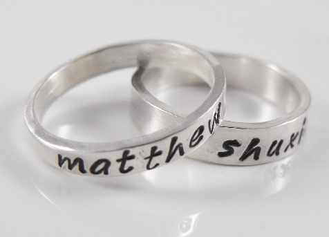 names-engraved-on-promise-rings