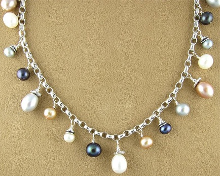 pearl-and-mini-silver-beads-necklsaces9