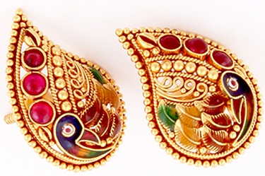 petal-peacock-design-earrings7