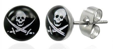 pirate-designed-earrings-for-men
