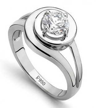 platinum-solitaire-ring