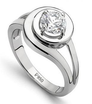 platinum-solitaire-ring