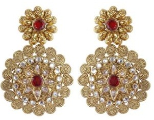 polki-gold-earrings22