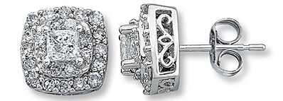 princess-cut-pave-diamonds-earrings