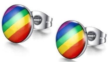 rainbow-earrings-for-men