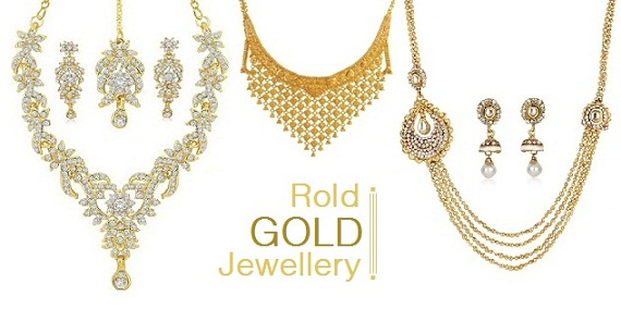 9 Best Rold Gold Jewellery Designs for Men and Women Styles At Life