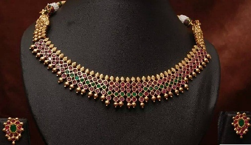 ruby-emerald-and-one-gram-gold-necklace3