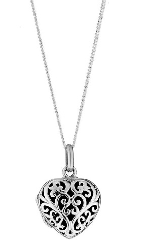 silver-heart-locket