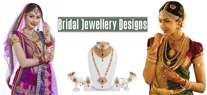 20da74fc46 25 Simple and Heavy Indian Bridal Jewellery Designs