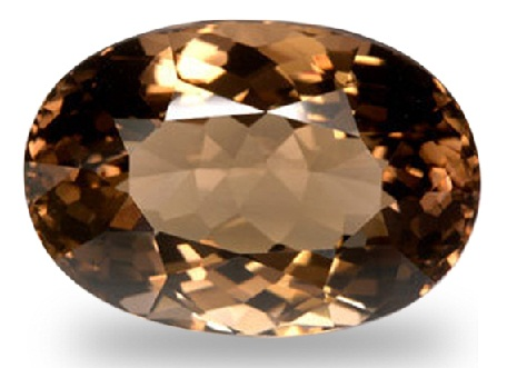untreated topaz gemstone gem imperial golden and from brazil colored gemstones natural