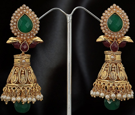 south-india-earrings-design10