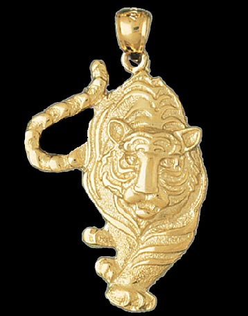 stalking-tiger-men-gold-pendant