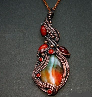 top-9-pendants-necklaces-red-stone-pendant