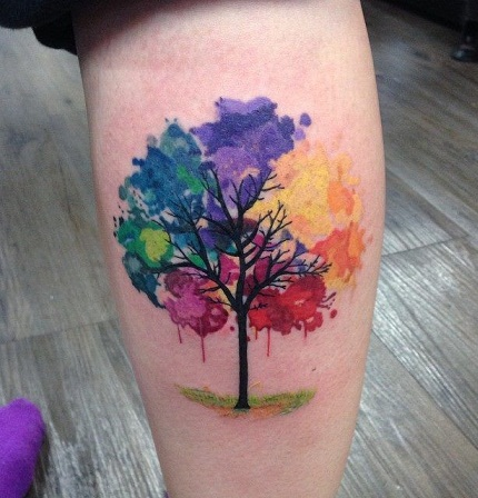 25 Best Tree Tattoo Designs With Meanings Styles At Life