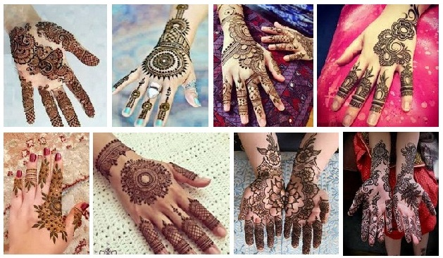Mehndi Designs Jeans : 25 best pakistani mehndi designs with images styles at life