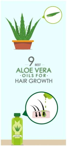 Aloe Vera Oils for Hair Growth