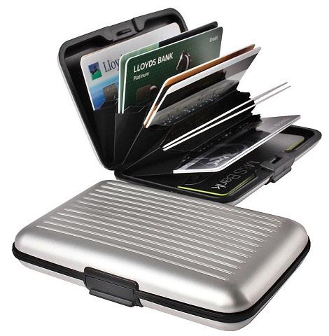 aluminium-wallets