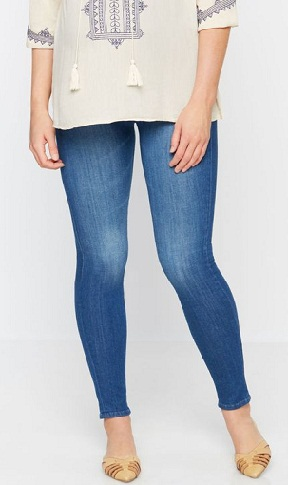 ankle-length-maternity-jeans