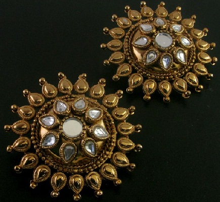 antique-stud-earrings7