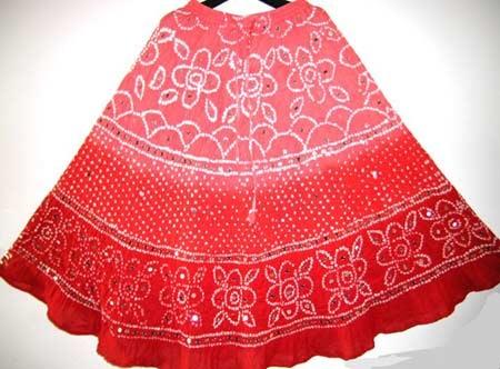 bandhani-style-indian-skirts