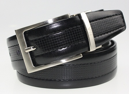 black-italian-leather-belt