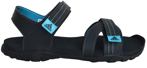 black-sports-sandals