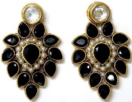 black-kundan-earring3