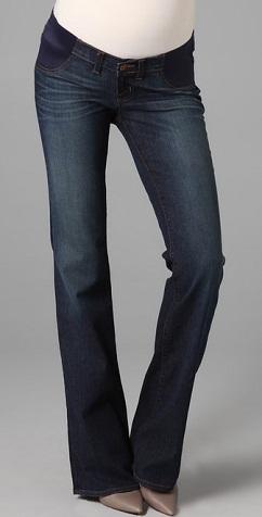 boot-cut-maternity-jeans