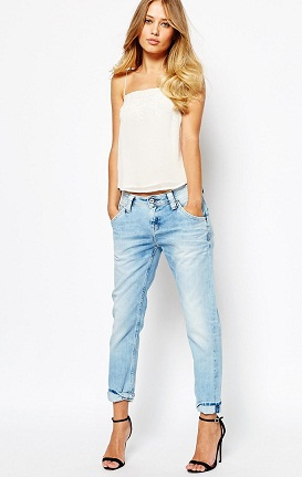 Boyfriend Jeans Ladies
