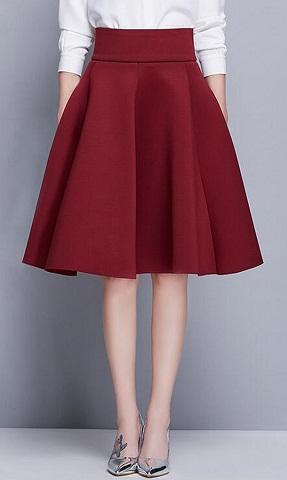 bubble-skirt
