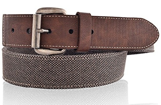 canvas-leather-belt-with-jeans-strap