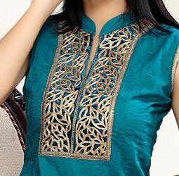30 New Indian Fashion Churidar Neck Designs For 2018