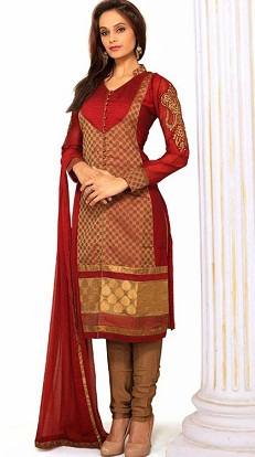 3aebf9b076 25 Most Recent Churidar Models For Women in 2019 | Styles At Life