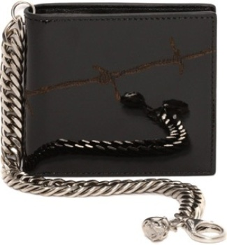 designer-skull-chained-wallet