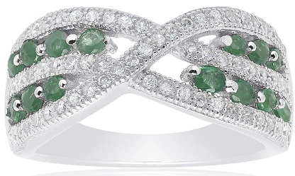 dolce-giovanna-sterling-silver-emerald-gemstone-ring15
