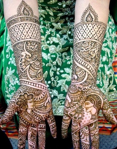 dulha-dulhan-indian-mehndi-design39