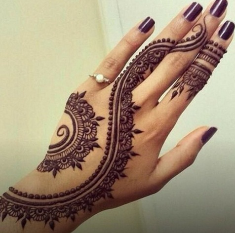 15 Unexcelled Mehndi Designs For Girls With Images Styles At Life