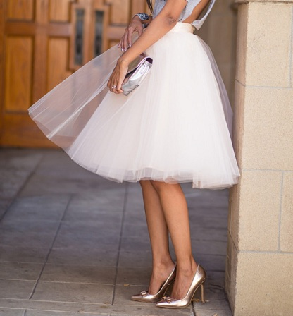 fairy-white-high-waist-skirt