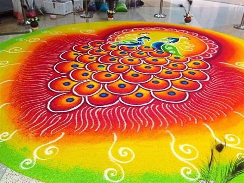 floral-peacock-rangoli17